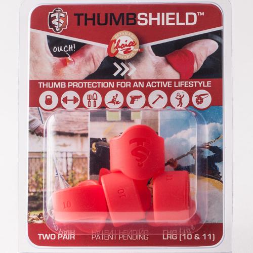 CS/4 - Thumbshield™  - (Ring Size 10 & 11)
