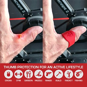 Thumbshield™ - (One pack of each size)