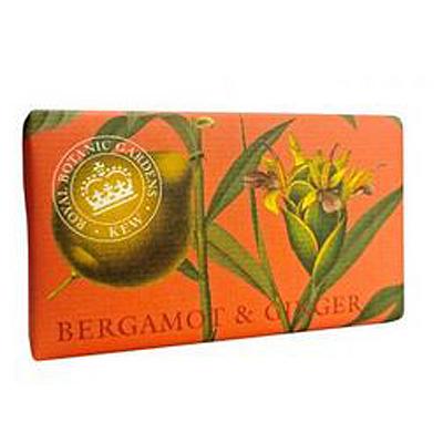 Cs/6 - Bergamot & Ginger Soap