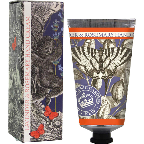 Cs/6 - Lavender & Rosemary Hand Cream