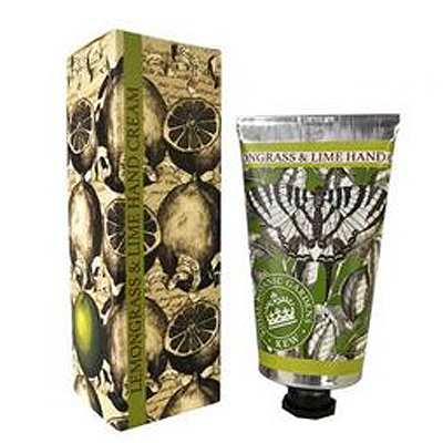 Cs/6 - Lemongrass & Lime Hand Cream