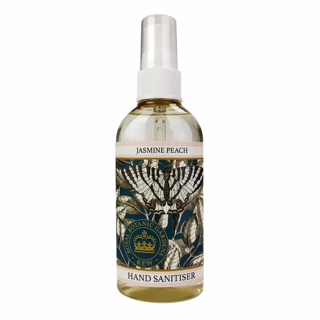 Cs/8 - Jasmine & Peach Hand Sanitizer