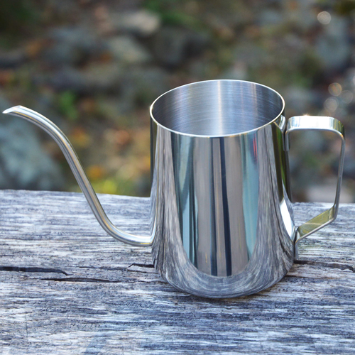 Cs/5 - Espresso Watering Can - Stainless Steel