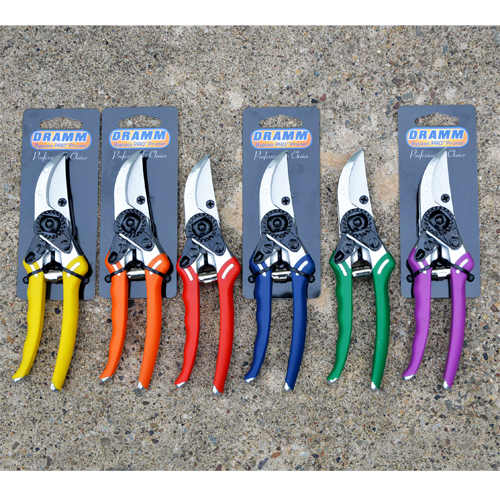 DRAMM Pro Bypass Pruner (2 ea of 6 Colors w/Display)