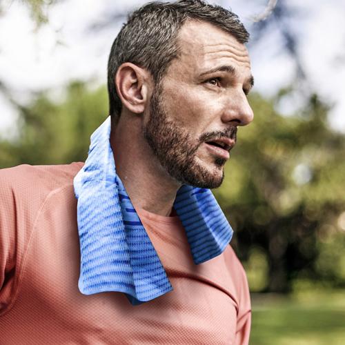 Cs/10 - Blue Cooling Towels