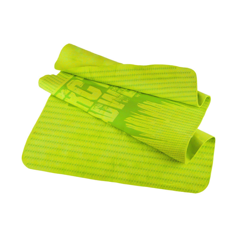 Cs/10 - Lime Green Cooling Towels