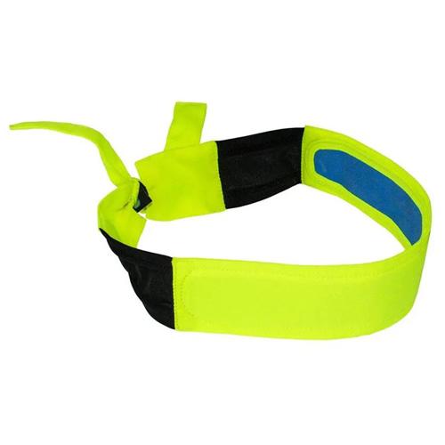 Cs/10 - Lime Green Cooling Headband