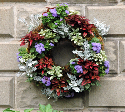 Living Wreath Liners