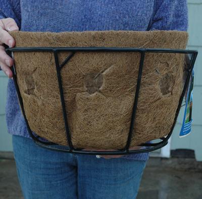 Pamela Crawford Side Planting Liners