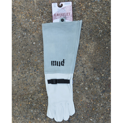 Mud Glove Goatskin Gauntlets
