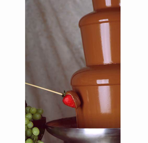 Chocolate Fountain Rental Lauras Candies
