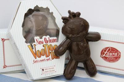 Chocolate Voodoo Doll