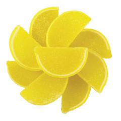 Lemon Fruit Jellies
