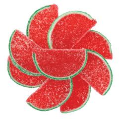 Watermelon Fruit Jellies