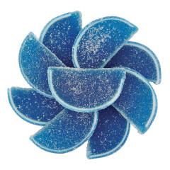 Blue Raspberry Fruit Jellies