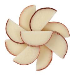 Coconut Fruit Jellies