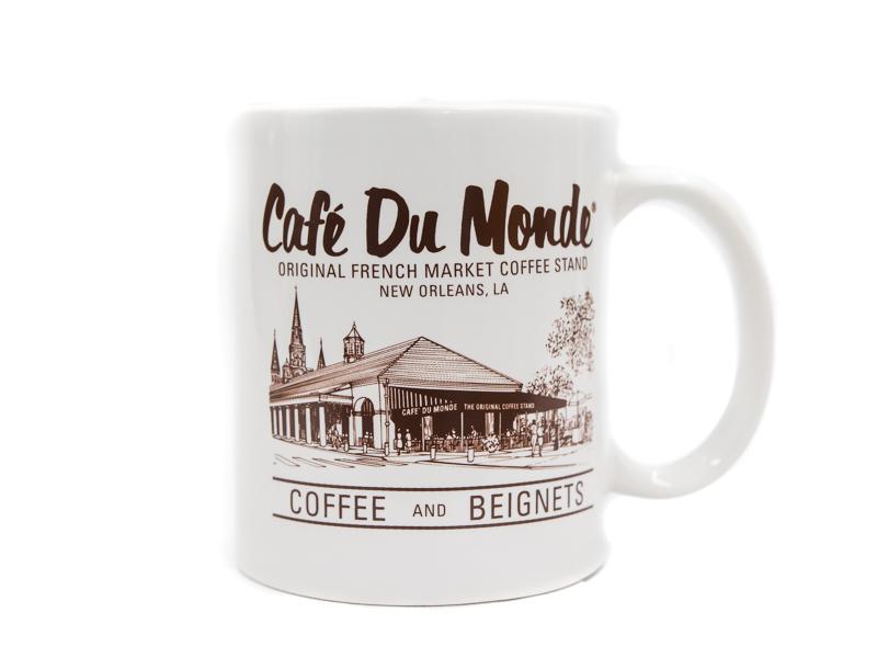 Cafe Du Monde Coffee Mug Original
