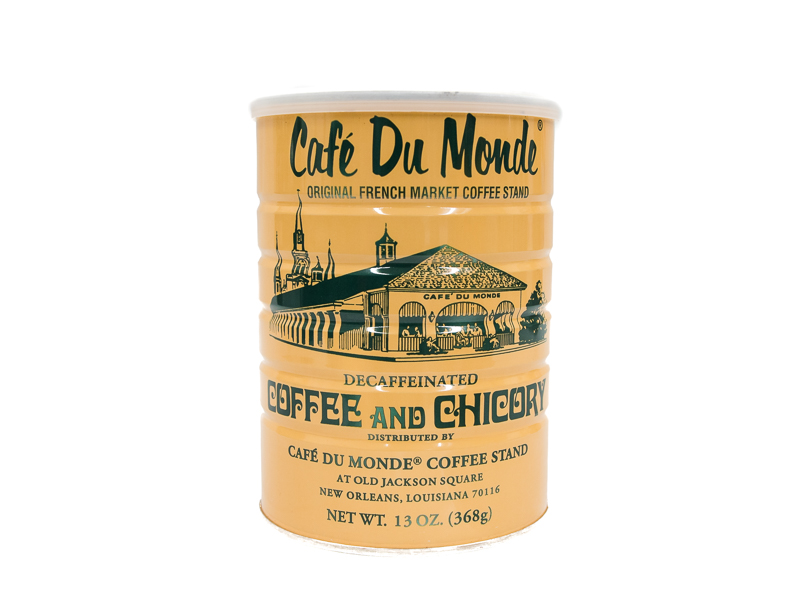 Cafe Du Monde Decaf. Coffee & Chicory