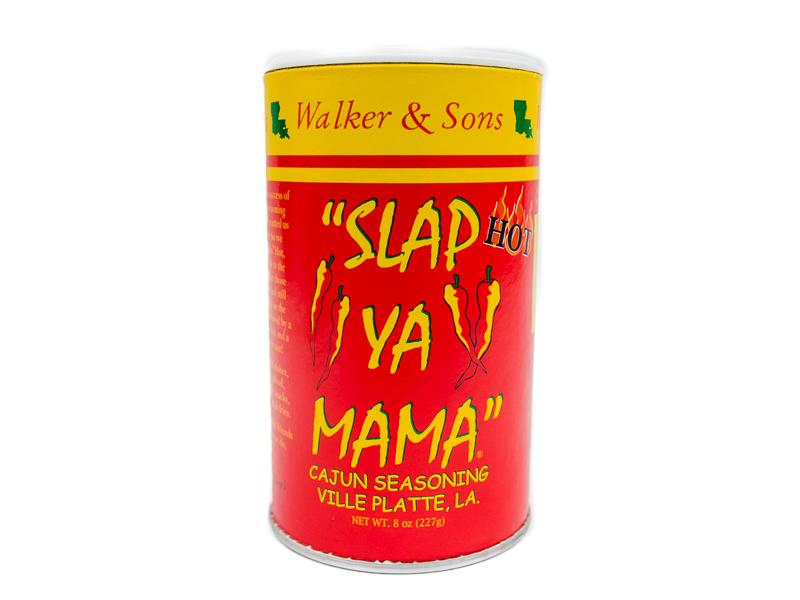 Slap Ya Mama Cajun Seasoning - HOT