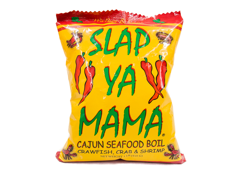 Slap Ya Mama Cajun Seafood Boil