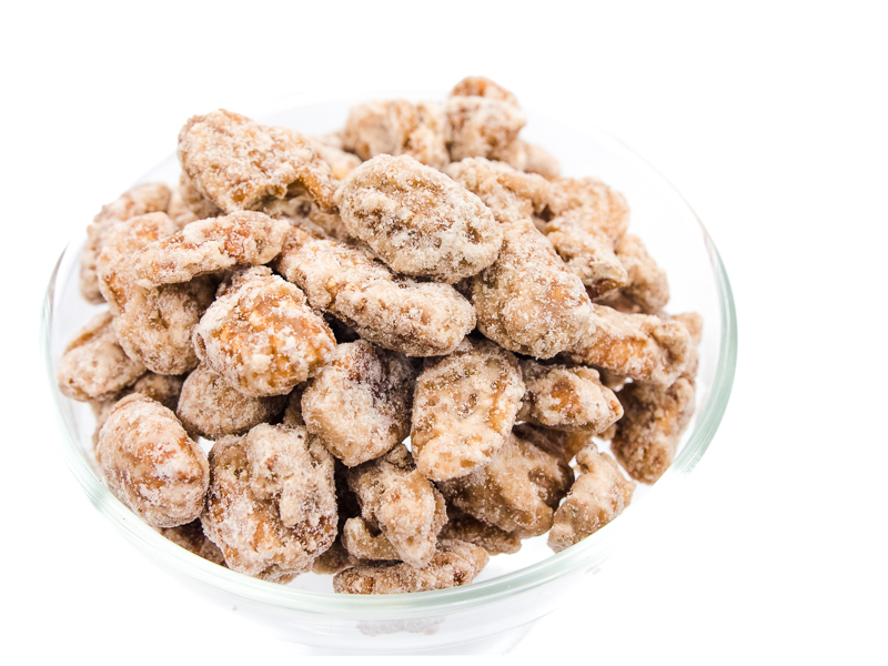 Laura's Praline Coated Pecans