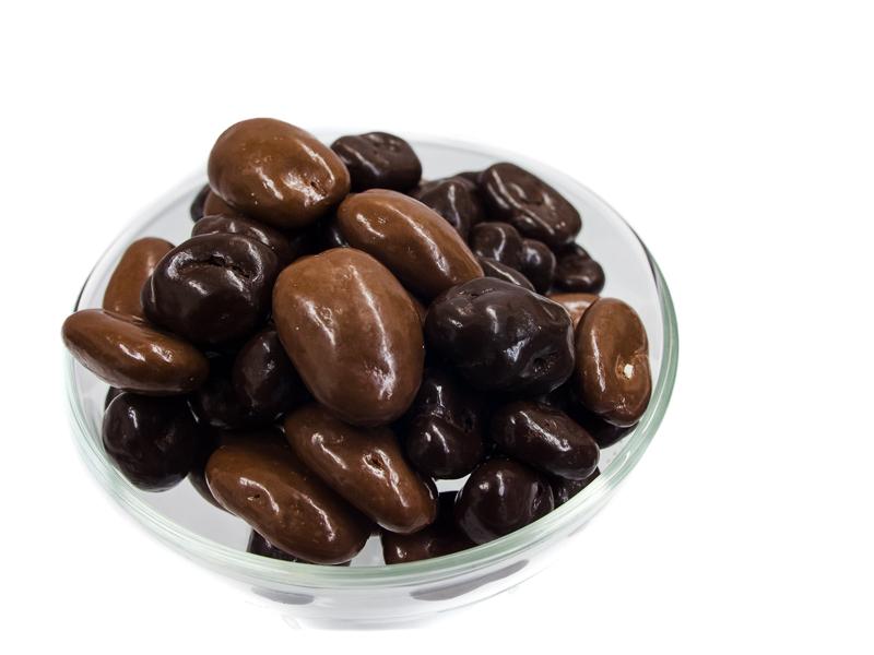 Laura's Dark Chocolate Pecans
