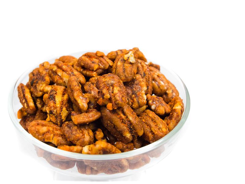 Laura's Cajun Sweet Heat Pecans