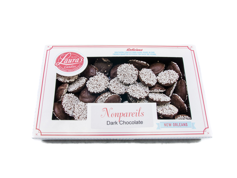 Nonpareils w/ White Pearls