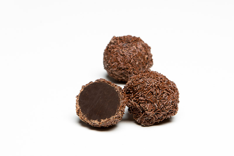 Triple Chocolate Truffle