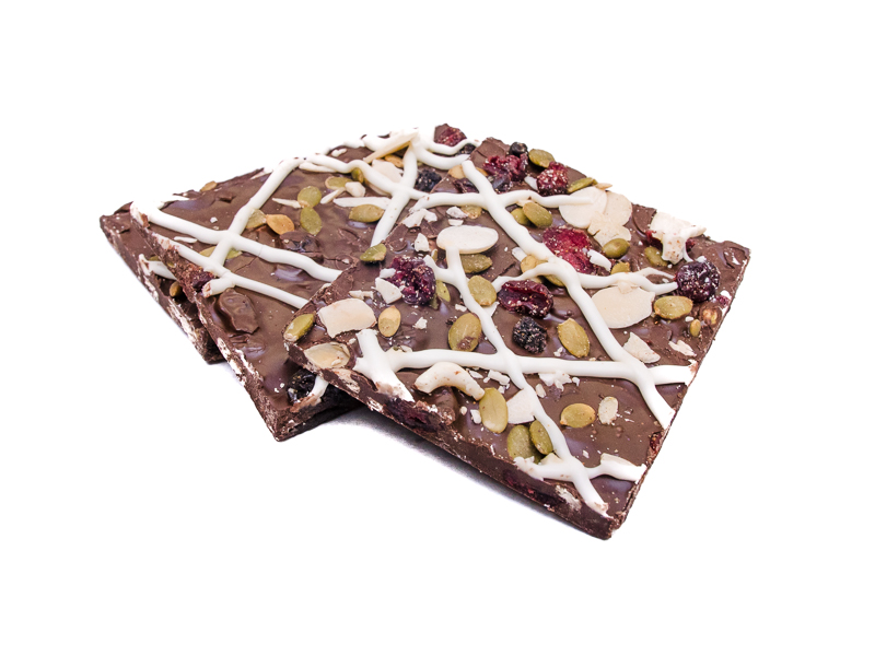 Very Berry Healthy Bark