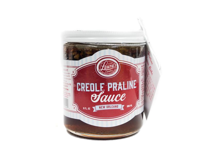 Laura's Creole Praline Sauce