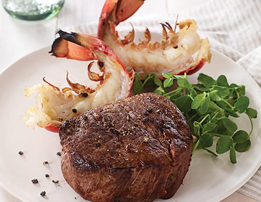 Filet and Twin Tails