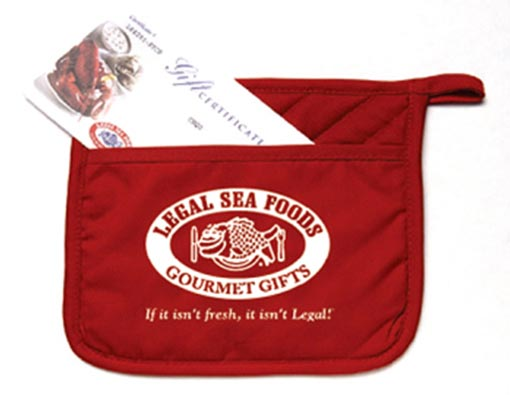 Legal Sea Foods Potholder