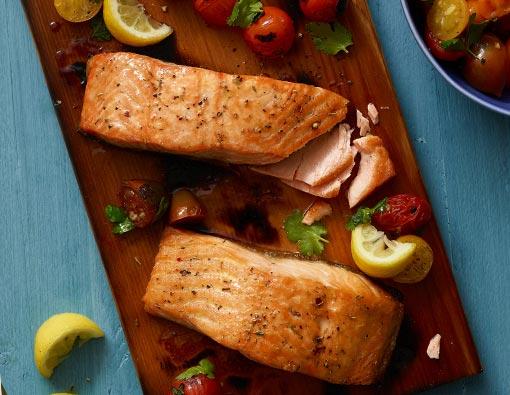 Farmed Salmon Fillet