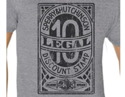 """Legal Stamp"" T-Shirt"