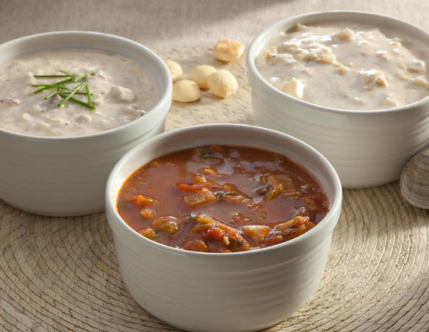 Chowder Sampler