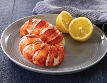 1 lb. Pre-Cooked Lobster Tails