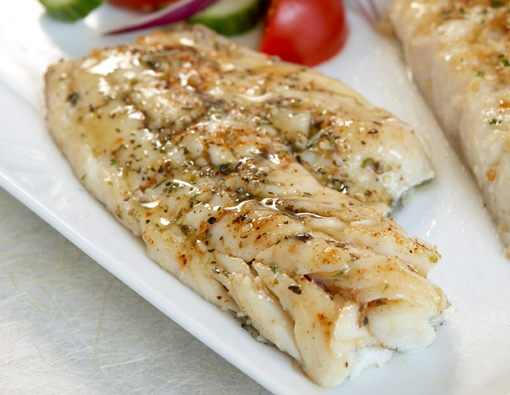 Broiled Haddock Recipe