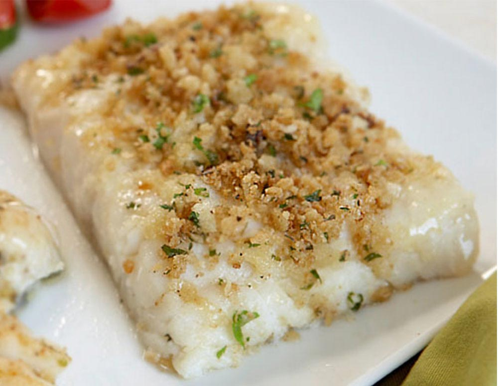 Oven-Steamed Cod with Vegetables Recipe