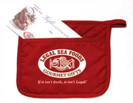 Legal Sea Foods Potholder
