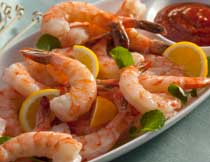 1 lb. Jumbo Pre-Cooked Shrimp- with Cocktail Sauce