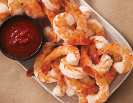 how to prepare pre cooked shrimp