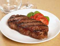 8 oz. Sirloin Strip Steak
