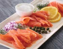 Smoked Salmon Gift