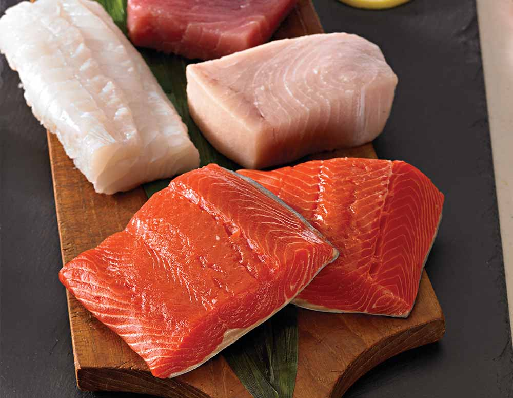 Legal sea foods fresh seafood delivered to you for Fresh fish delivery