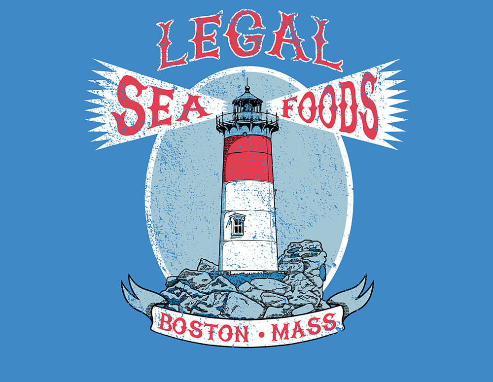 Legal Sea Foods T-Shirts