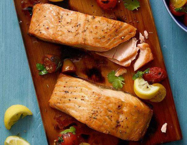 Commercial Salmon Farming