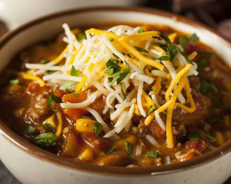 THE RECIPES OF FALL: CHICKEN BARLEY CHILI