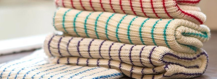 Kitchen Textiles: Dishcloths, Kitchen Towels, Aprons
