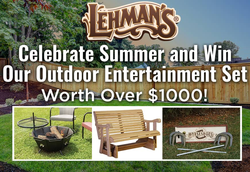 2019 Celebrate Summer Sweepstakes